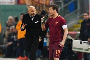 Ita : L'AS Rome vire Luciano Spalletti !