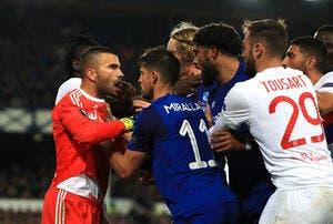 Everton-OL: Une simple amende pour le club anglais