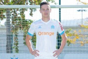 OM : Contrat signé avec Orange jusqu'en 2022, l'OM présente son nouveau maillot !