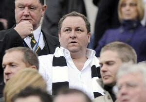 PL : Newcastle mis en vente par son propriétaire