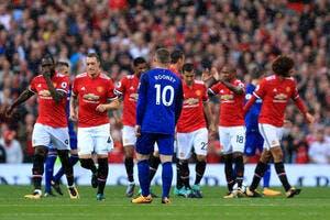 Man Utd - Everton : 4-0