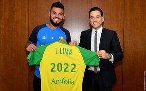 Officiel: Lucas Lima prolonge aussi à Nantes