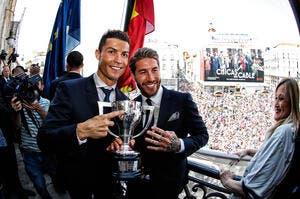 Esp : Le Real Madrid est plus grand que Zidane et Cristiano Ronaldo