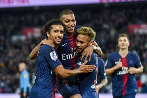 L1 : Le Paris Saint-Germain champion d'automne 2018-2019 !