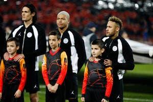 PSG : Mbappé, Cavani, Neymar, ça n'a pas d'égal en Europe !