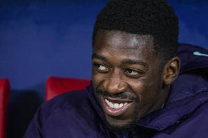 Esp: Le Barça prévoit de sortir Dembélé du lit au prochain retard