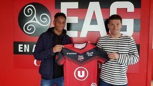 EAG : Le fils de Didier Drogba signe à Guingamp