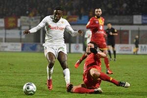 Quevilly Rouen - Lens : 1-2
