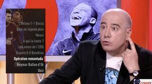 PSG-Real : Ce journaliste de L'Equipe dénonce de «la trouille» au PSG