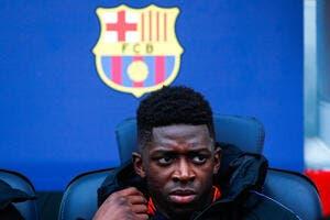Valverde est cash, Dembélé n'a rien prouvé au Barça