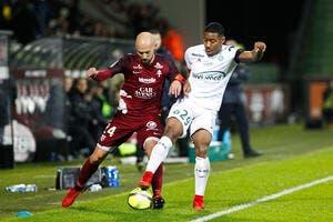 ASSE : 3-0 à Metz, Gasset a trouvé le coupable !