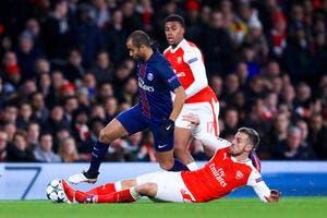 PSG : Arsenal débarque pour Lucas au mercato !