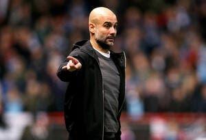 Mercato : Man City n'est pas riche, et c'est Guardiola qui le dit