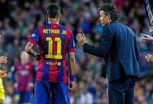 PSG : Luis Enrique au Qatar, Neymar valide le choix du PSG !