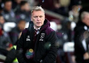 PL : David Moyes et West Ham c'est fini !
