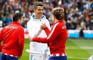 Mercato: Griezmann au Barça, Cristiano Ronaldo n'est pas d'accord