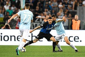 Serie A : L'Inter en LdC au terme d'un match fou à la Lazio
