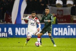 OL : Eric Carrière veut Nabil Fekir remplaçant contre Man City !