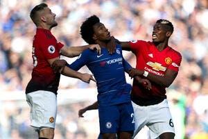 Ang : Chelsea contrarie Mourinho et Man Utd malgré le doublé de Martial