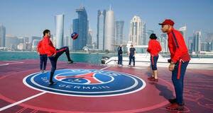PSG: Neymar et tout Paris au Qatar, pour un stage intensif niveau business