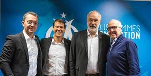OM : Rudi Garcia et Andoni Zubizarreta prolongent jusqu'en 2021