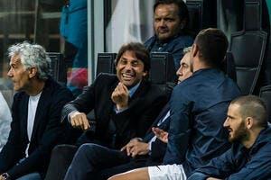 Esp : Antonio Conte refuse d'entraîner le Real Madrid !