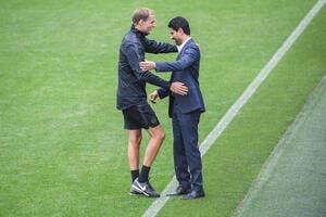 PSG : Meilleur coach du monde, Al-Khelaïfi y va fort avec Tuchel