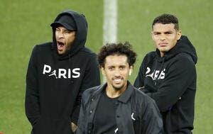 PSG : Le meilleur brésilien du PSG ? Thiago Silva plutôt que Neymar
