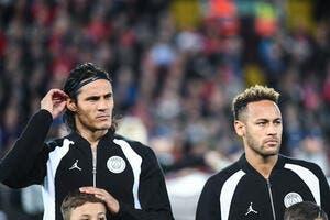 PSG : Neymar et Cavani, deux sujets qui font trembler Paris