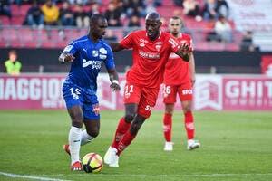 L1 : Un 0-0, un carton rouge... Dijon et Amiens dos à dos