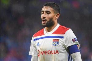 OL: Fekir l'avoue, il ne mérite pas d'être titulaire à Lyon