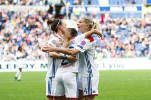 LdC féminine : Lyon bat Chelsea en demi-finale aller