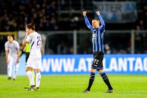 Coupe d'Italie : L'Atalanta rejoint la Lazio en finale
