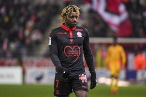 Nice: Saint-Maximin en Premier League, l'accord est trouvé