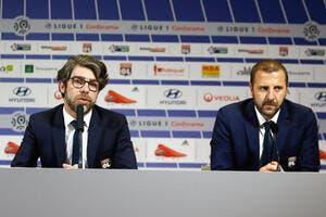 OL : Lyon obligé d'avancer l'opération mercato 2 !