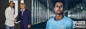 Mercato : Danilo à la Juventus et Cancelo à Manchester City