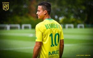 FCN : Cristian Benavente rejoint officiellement Nantes !