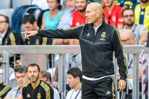 PSG : Neymar au Real Madrid, Zidane a changé d'avis !
