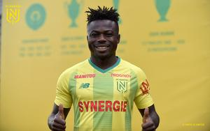 Officiel : Moses Daddy Simon rejoint Nantes