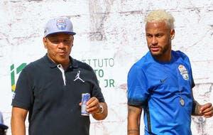 PSG : Le père de Neymar accusé d'être juste un sale mec