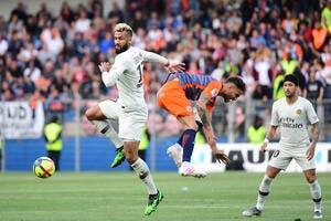 PSG : Paris prêt à Lecce tomber la mascotte Choupo-Moting