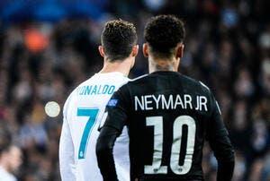 PSG : Neymar et Cristiano Ronaldo, le coup du siècle en fin de mercato ?