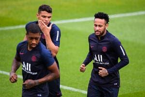 PSG : Neymar refuse de porter le maillot du Paris SG !