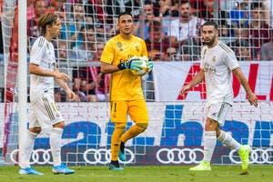 PSG: Areola-Navas, Paris et le Real Madrid repoussent tout