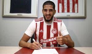 Mercato : Benzia quitte Lille et rejoint l'Olympiakos