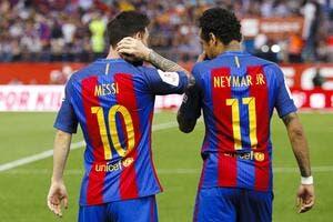 PSG : Neymar met Messi en colère, le Barça abandonne