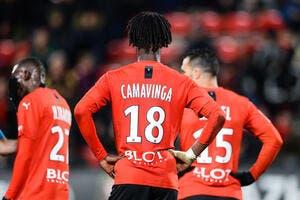 Mercato : PSG ? Real ? Il vote Rennes pour Camavinga