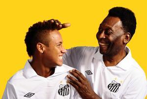 PSG : Neymar sera le meilleur joueur du monde, comme Pelé