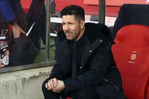 Officiel : Diego Simeone prolonge à l'Atlético Madrid