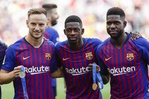 OL : Umtiti parle de Lyon et fait peur à tout le monde au Barça
